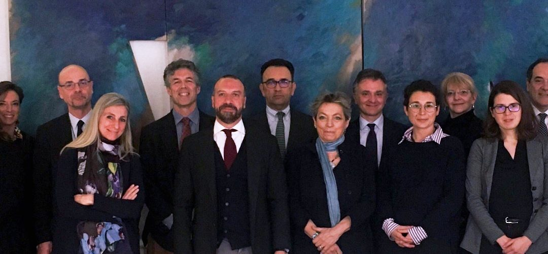 ROUNDTABLE ON THE TRANSPOSITION OF THE WHISTLEBLOWING DIRECTIVE ORGANIZED BY THE GOOD LOOBY ITALIA, IN COLLABORATION WITH PRO BONO ITALIA